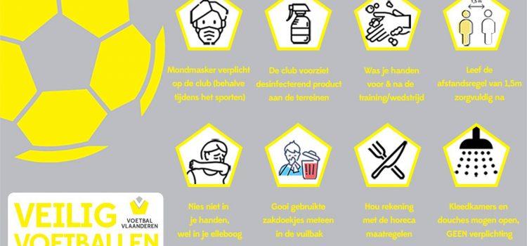 Richtlijnen corona